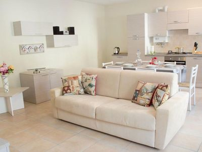 Photo for Piana apartment in Belluno with private parking & lift.