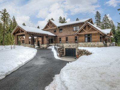 Photo for Suncadia's Biggest Rental w/Heated Pool, 20-Person Hot Tub, and 2 Firepits!