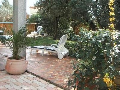 Photo for quiet villa with swimming pool, Le Cres, near Montpellier and beaches