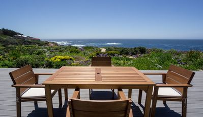 Photo for Seacliff - Carmel Beach House - Oceanfront Luxury at Yankee Point
