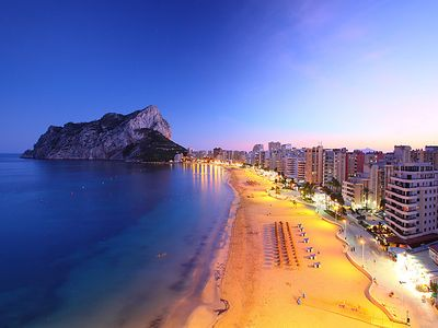 Photo for Apartment Esmeralda in Calpe/Calp - 6 persons, 3 bedrooms