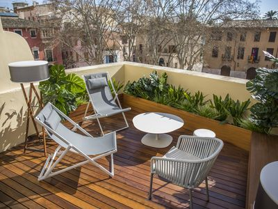Photo for Fabulous mallorca collection townhouse in the Core of Palma with private parking