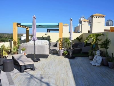 Photo for APARTMENT 4 sleeps Pool and Superb terrace of 95 M2 equipped