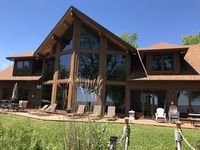 Stunning home perfect for a weekend getaway to the beautiful shores of Lake Superior.