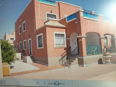 Photo for Town house la herrada 3 bedroom 2 bathroom which includes a large communal pool