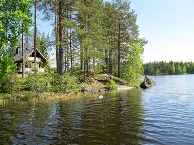 Photo for Vacation home Yletyinen (FIJ091) in Nilsiä - 8 persons, 3 bedrooms