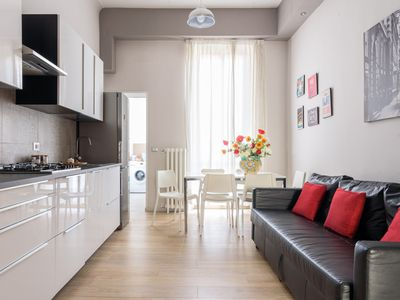 Photo for Rent flat in Milan near the center, Polytechnic, Bovisa, Fair, Train Station