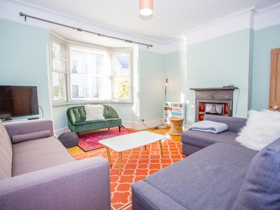 Photo for The Summertown Retreat - Colourful 5BDR Victorian Home with Garden
