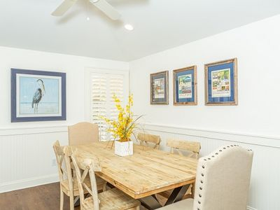 Photo for 13 Twin Oaks Cottage - Wild Dunes Amenities!