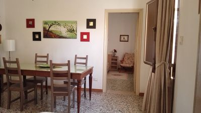 Photo for Holiday home Sidda between Trapani and San Vito, 3 minutes from the sea.