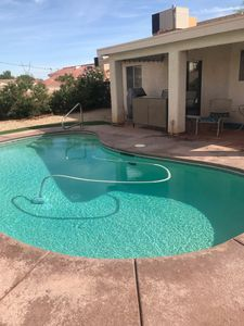 Photo for South Lake Havasu Pool Home with paved RV Parking