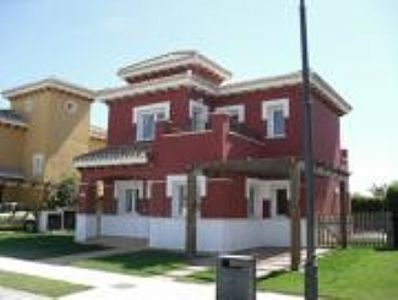 Photo for Villa With Private Pool On Mar Menor Golf Resort, Costa Calida, Spain