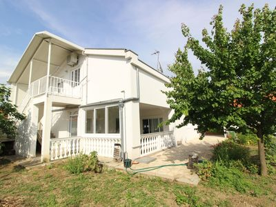 Photo for Nice four bedroom house in a quiet area, beautiful private garden and terrace