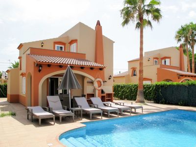 Photo for Vacation home Villas Maribel (CBL100) in Cala Blanca - 6 persons, 3 bedrooms