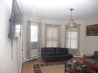 Photo for Charming  PVD Apt Mins to Downtown & Colleges Sleeps 8