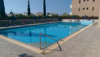 Photo for Delightful Two Bedroom Two Bathroom Apartment with Large Swimming Pool