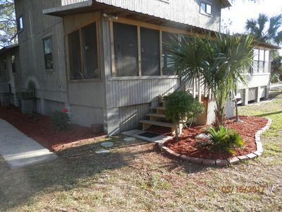 Photo for HORSESHOE HAVEN . . . Waterfront Property . . . PRIVATE ENCLOSED POOL & HOT TUB!