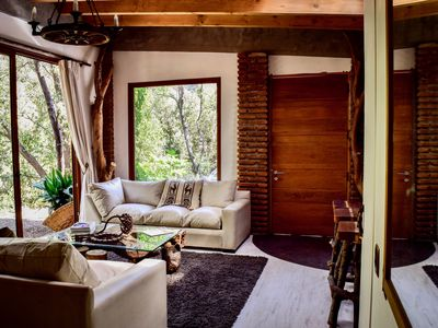Photo for Cabin between Forest and River