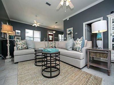 Photo for Seaside/Seagrove | Short Stroll to the Beach and Pool | Many Amenities Included