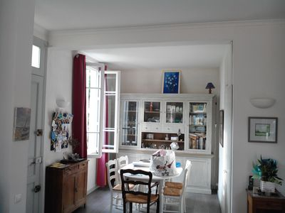 Photo for Nice family home in Juan les pins