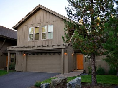 Photo for 30 Fremont Crossing: 3 BR / 3.5 BA townhome in Sunriver, Sleeps 6