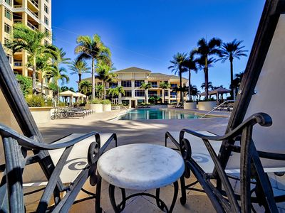 Photo for Apartment in Clearwater with Pool, Air conditioning, Parking, Balcony (751450)