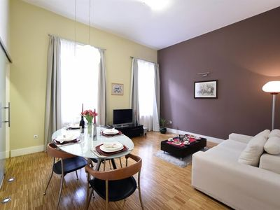 Photo for 1BR Apartment Vacation Rental in Zagreb, City of Zagreb