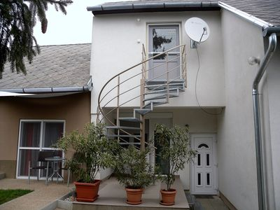 Photo for Holiday apartment with Internet access and garden