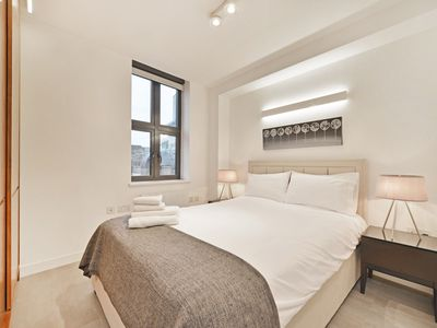 Photo for Apartment 4, Old Compton House, Soho, Central London