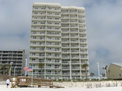 Photo for Beautiful 2 Br/2 Ba DIRECT Gulf Front! Great Location! Great Rates!--West Corner