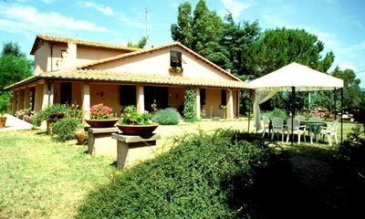 Photo for Holidayhome La Villa - Follonica Beach - Organic Wine Farm - 8 + 2 sleeps
