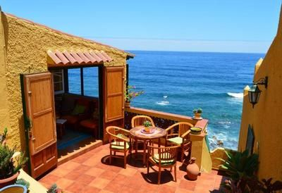 Photo for Holiday house San Juan de la Rambla for 2 - 5 persons with 2 bedrooms - Farmhouse