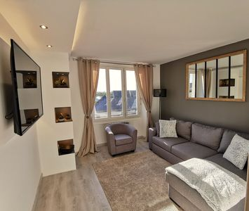 Photo for Station area, 3 large bedrooms, Modern