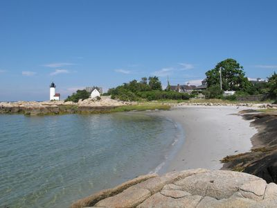 Annisquam Heights-Annisquam Lighthouse and Wigwam Cove is a short walk.