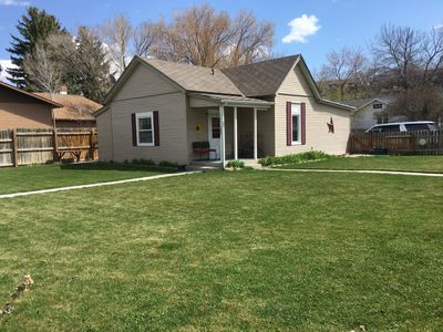 Photo for Great, remodeled home (with a fenced yard) in downtown Cody