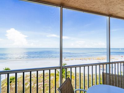 Photo for Stunning Beach & Gulf View from Lanai! Make Memories of a Lifetime!