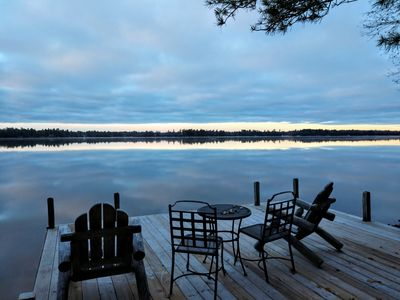 Photo for Newly Remodeled Condo on Manitowish Lake With Amazing Lake Views