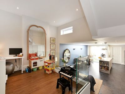 Photo for 5 bedroom charming family home