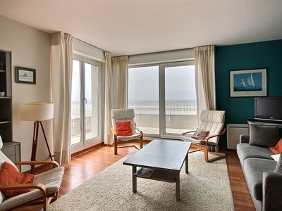 Photo for Nice apartment with beautiful sea view for 6 people