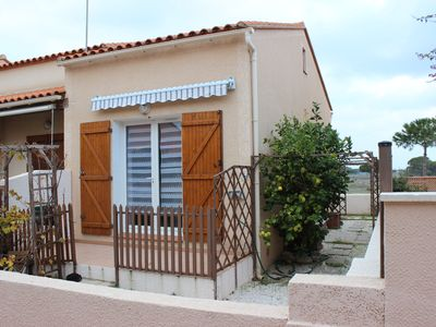 Photo for 1BR Villa Vacation Rental in Le Barcares