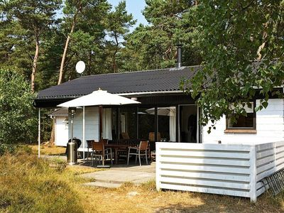 Photo for Cozy Holiday Home In Nexø With Forest Nearby