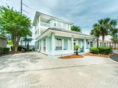 5BR Emerald Shores-Walk2Beach!⭐2 Pools-2 Step Sanitizing Process!⭐ A Shore Thing