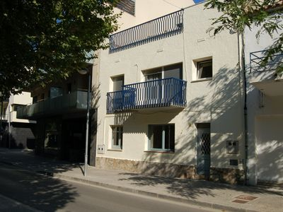 """Photo for Ground floor apartment, totally refurbished, located in the heart of """"Port de Llançà"""