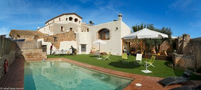 Photo for Self catering Mas Llagostera for 18 people