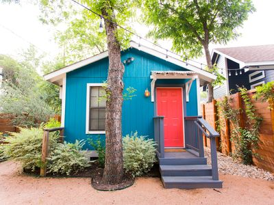 Photo for 1BR Cottage Vacation Rental in Austin, Texas