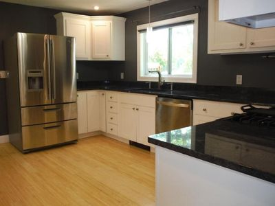 Photo for 5 bed 3 bath New Luxury Home in the N. Conway Village w/ a hot tub!