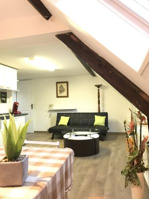 Photo for Charming apartment in the Heart of Niederbronn-Les-Bains