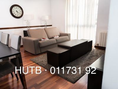 Photo for Apartment 73 m from the center of Barcelona with Internet, Lift, Washing machine (13411)