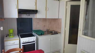 Photo for Studio Béthencourt etg1 between beach and marina close to restaurants + WIFI
