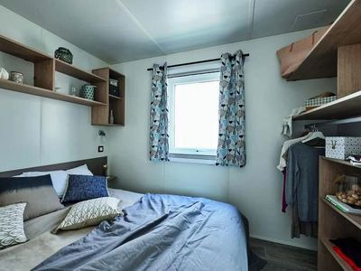 Photo for Camping Duna Munguy *** - Mobile home Loggia 3 rooms 4 persons